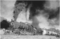 The Impact and Effect - The Steam Locomotive